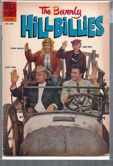 BEVERLY HILLBILLIES # 12, 4.0 VG