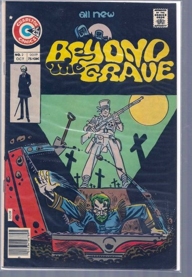 BEYOND THE GRAVE # 2, 7.0 FN/VF