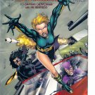 BIRDS OF PREY: MANHUNT # 1, 4.5 VG +