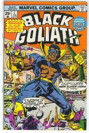 Black Goliath # 1, 6.0 FN