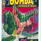 BOMBA THE JUNGLE BOY  # 1, 7.5 VF -