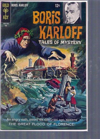 BORIS KARLOFF TALES OF MYSTERY # 22, 5.0 VG/FN