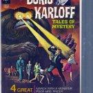 BORIS KARLOFF TALES OF MYSTERY # 33, 5.0 VG/FN