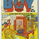 Boy Comics # 48, 4.0 VG