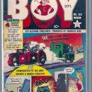 BOY COMICS # 103, 5.0 VG/FN