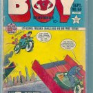 BOY ILLUSTORIES # 69, 1.8 GD -