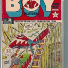BOY ILLUSTORIES # 77, 2.5 GD +