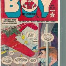 BOY ILLUSTORIES # 83, 3.5 VG -