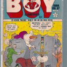 BOY ILLUSTORIES # 87, 1.8 GD -
