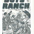 BOYS' RANCH  # 4, 0.5 PR