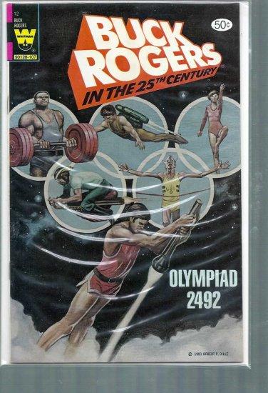 BUCK ROGERS # 12, 6.0 FN