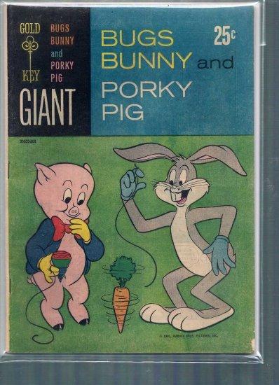 BUGS BUNNY AND PORKY PIG # 1, 6.5 FN +