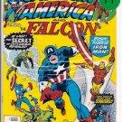 Captain America # 218, 6.0 FN