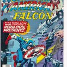 Captain America # 221, 8.0 VF