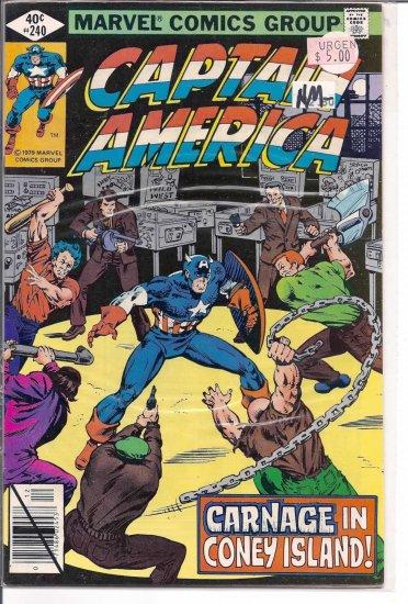 Captain America # 240, 9.2 NM -