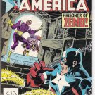 Captain America # 277, 8.0 VF