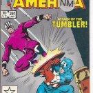 Captain America # 291, 9.2 NM -
