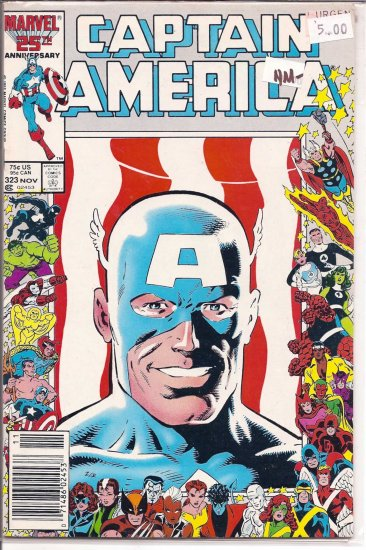 Captain America # 323, 9.2 NM -
