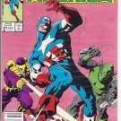 Captain America # 324, 9.0 VF/NM