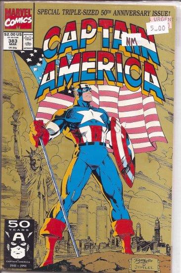 Captain America # 383, 9.4 NM