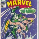CAPTAIN MARVEL # 4, 3.5 VG -