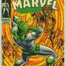 Captain Marvel # 10, 7.0 FN/VF