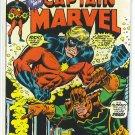 Captain Marvel # 35, 5.0 VG/FN