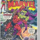 CAPTAIN MARVEL # 43, 3.5 VG -
