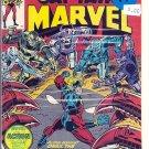 Captain Marvel # 44, 8.0 VF