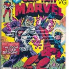 Captain Marvel # 55, 4.0 VG