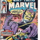 Captain Marvel # 56, 4.0 VG