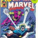 Captain Marvel # 58, 5.0 VG/FN