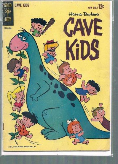 CAVE KIDS # 1, 4.0 VG