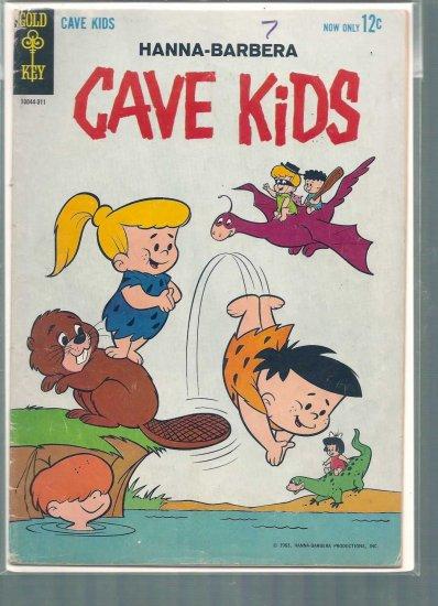 CAVE KIDS # 3, 4.0 VG