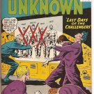 Challengers of the Unknown # 37, 4.5 VG +