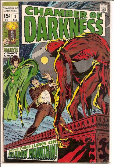 Chamber of Darkness # 3, 3.0 GD/VG