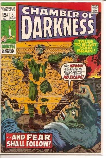Chamber of Darkness # 5, 9.2 NM -