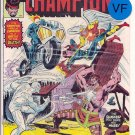 Champions, The # 4, 8.0 VF