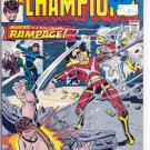 Champions, The # 5, 8.0 VF
