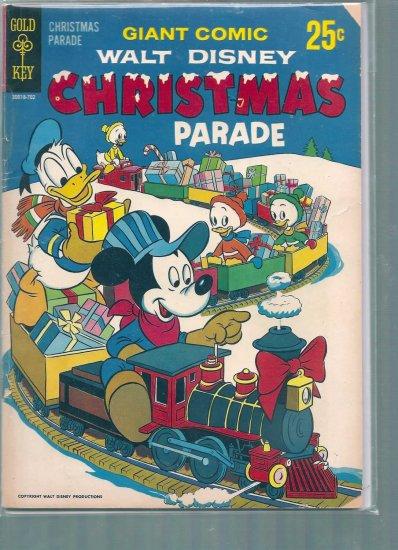 CHRISTMAS PARADE # 5, 2.5 GD +