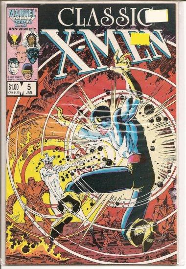 Classic X-Men # 5, 9.0 VF/NM
