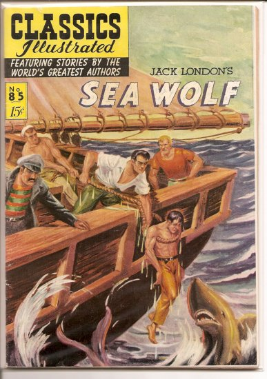 Classics Illustrated # 85, 4.5 VG +