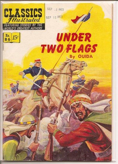 Classics Illustrated # 86, 4.5 VG +