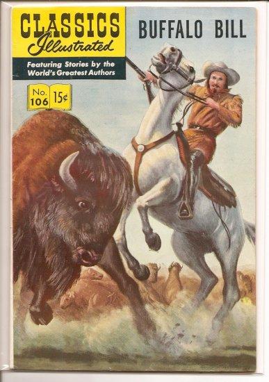Classics Illustrated # 106, 4.5 VG +