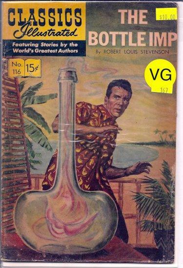 Classics Illustrated # 116, 4.0 VG