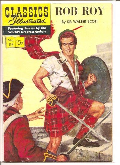 Classics Illustrated # 118, 4.5 VG +