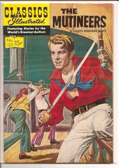 Classics Illustrated # 122, 4.5 VG +