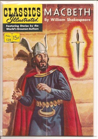 Classics Illustrated # 128, 4.5 VG +