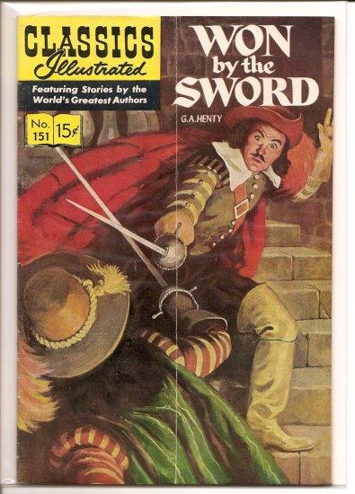 Classics Illustrated # 151, 4.0 VG