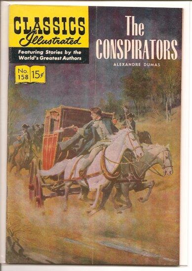 Classics Illustrated # 158, 4.5 VG +